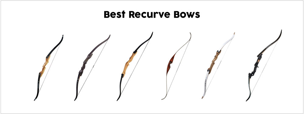 Best Recurve Bow Best Recurve Bow on the Market in 2021 (Buying Guide)