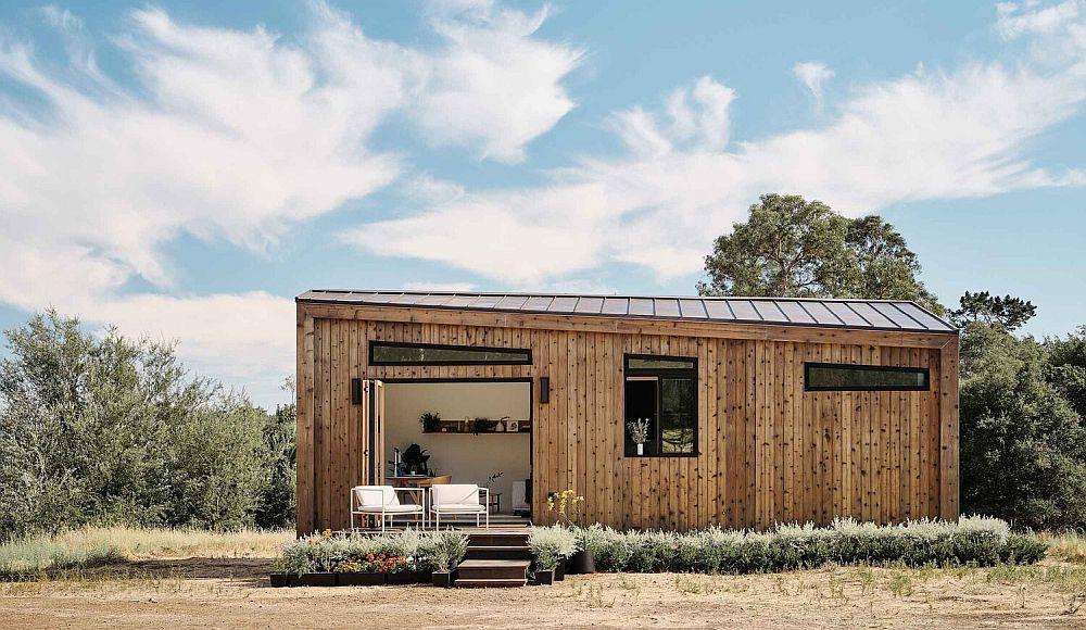 Koto Abodu cabin design 10 Modern Prefab Cabins That Look Stunning (2021 Edition)