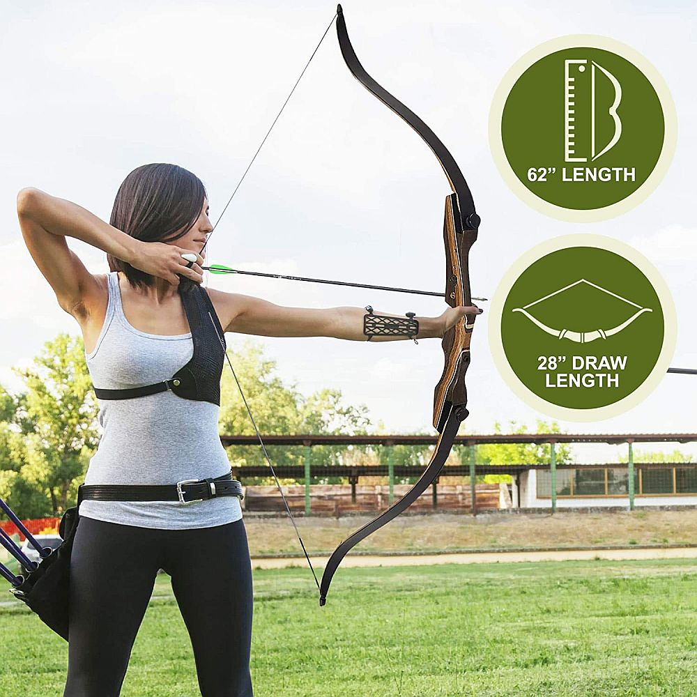 Samick Sage Takedown Recurve Bow Best Recurve Bow on the Market in 2021 (Buying Guide)