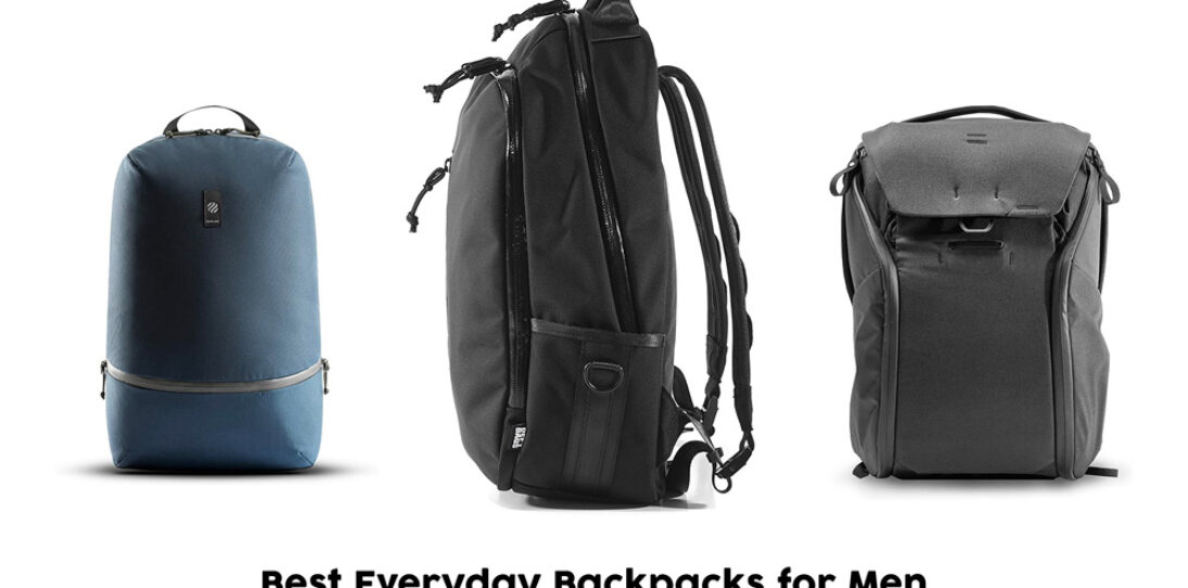 Everyday Backpack for Men