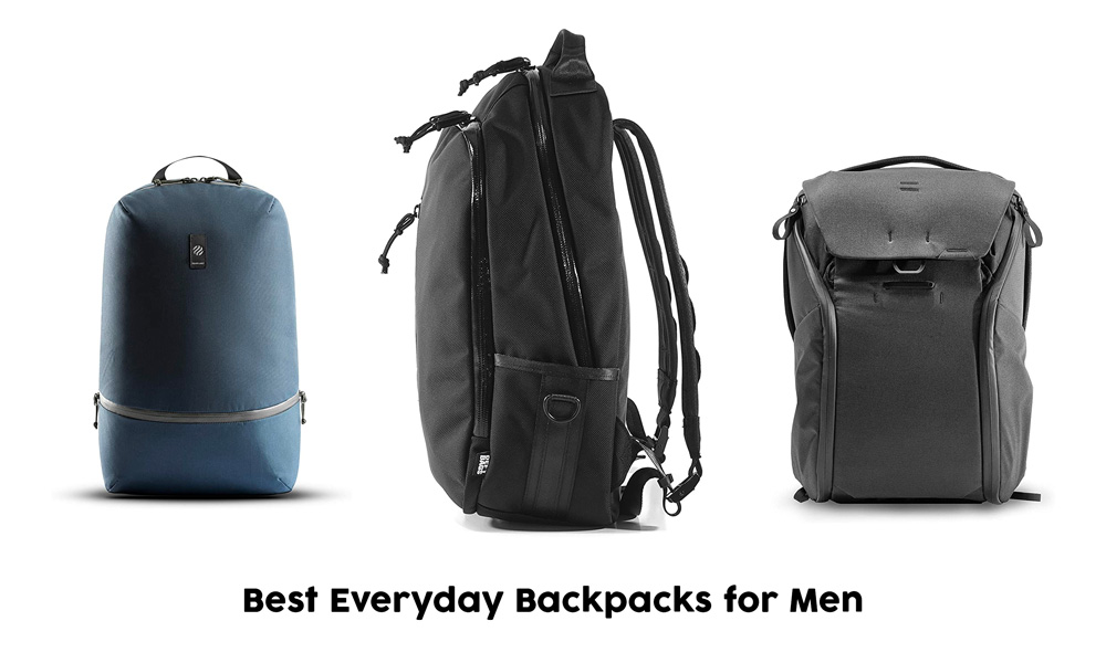 Everyday Backpack for Men 12 Best Everyday Backpacks for Men in 2021 (Buying Guide)