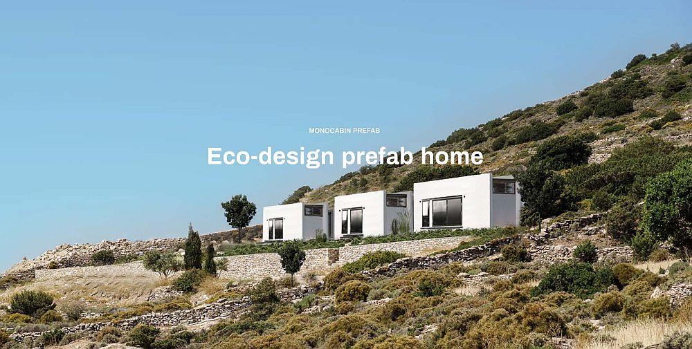 Monocabin - eco design prefab home