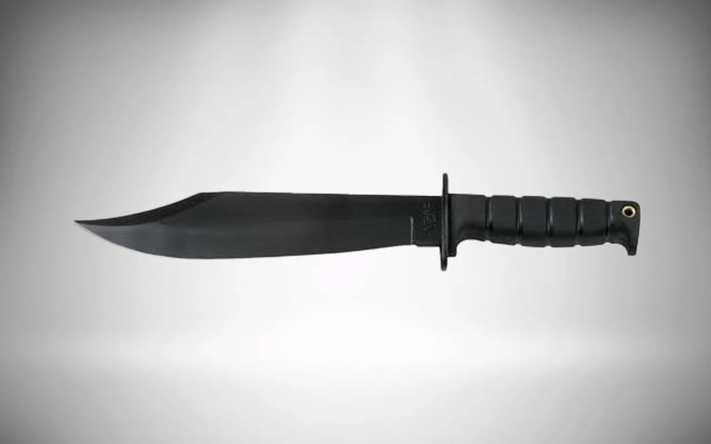 Ontario Spec Plus Marine Raider Bowie Knife 10 Best Bowie Knives on The Market   Buying Guide