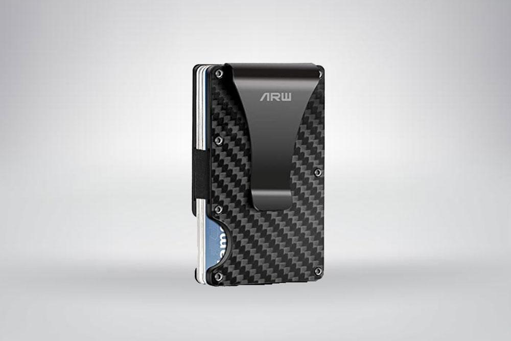 ARW Carbon Fiber Wallet