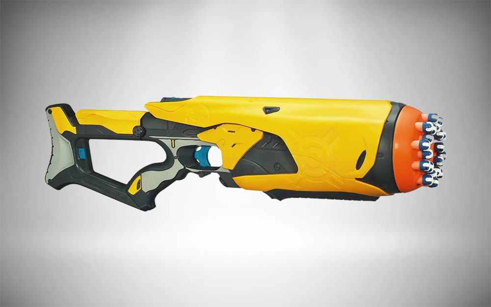 Automatic Nerf Gun | Swarmfire