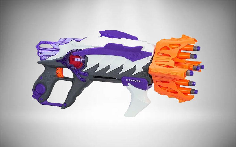 Cool Nerf Guns | Alien Menace Ravager