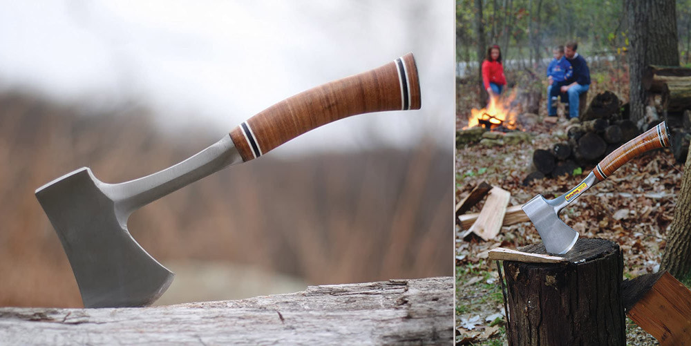 Estwing Sportsmans Axe 12 Camping Hatchet with Forged Steel 15 Best American Tools Made in USA (Still) That You Should Own