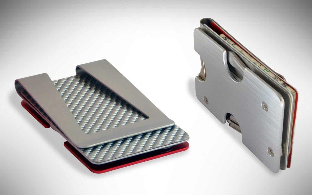 KeyClip Slim Wallet