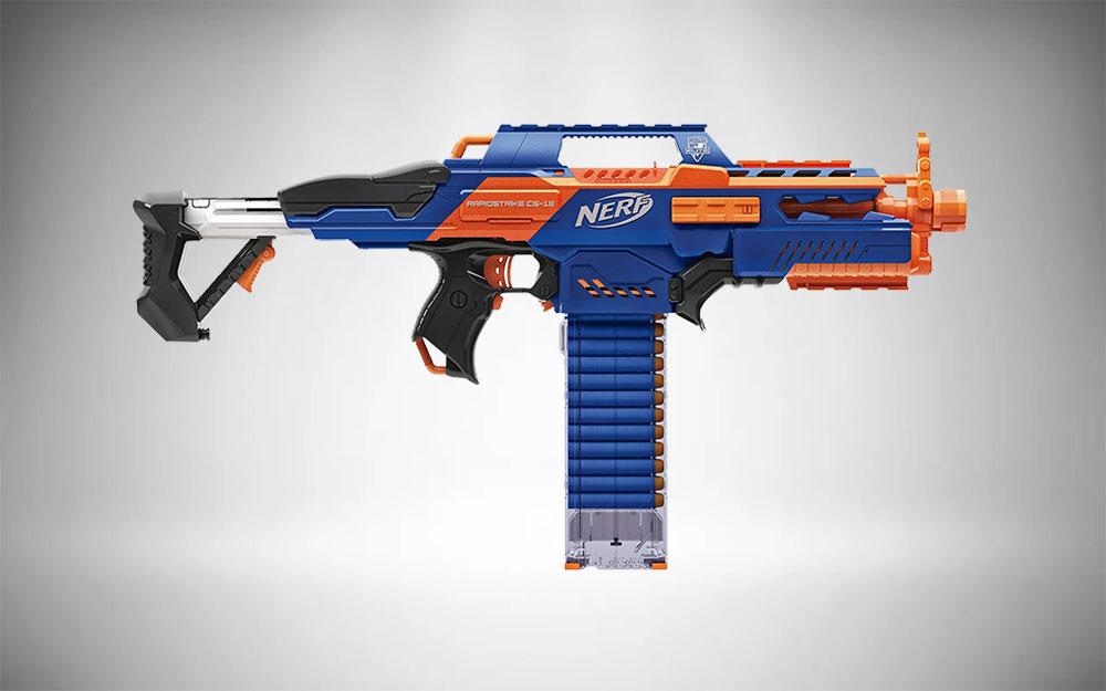 N-Strike Elite Nerf Gun | RapidStrike CS-18