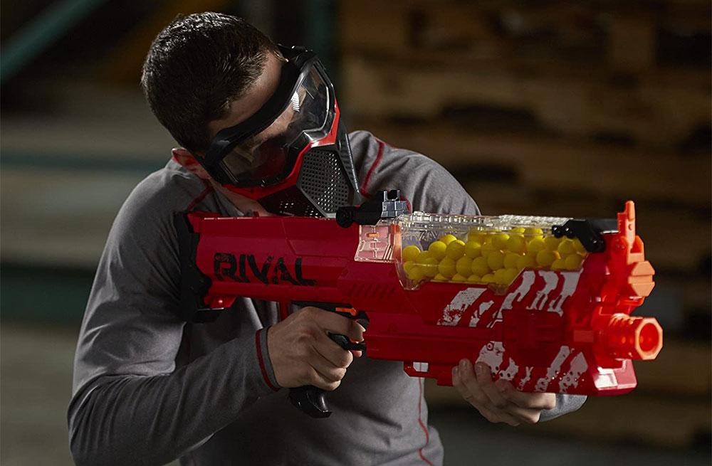 Electric Nerf Gun | Rival Nemesis MCVII -10k