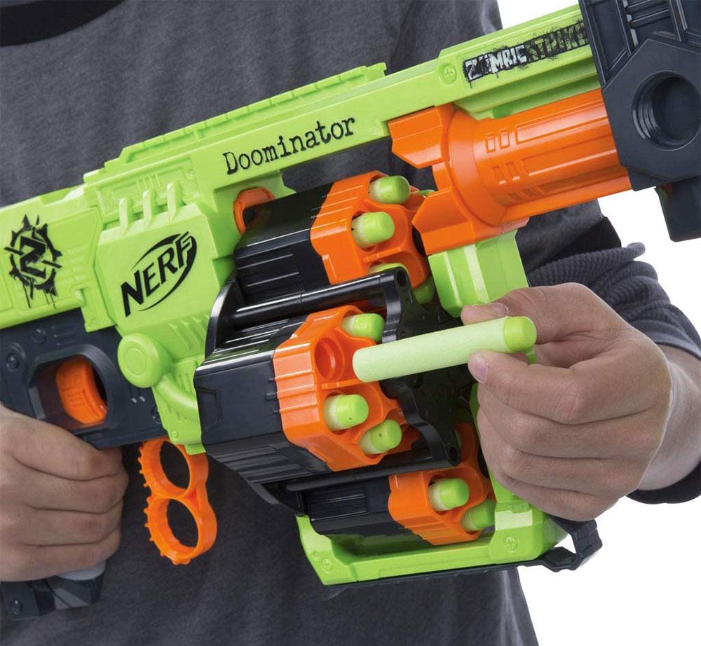 Nerf Blaster | Zombie Strike Doominator