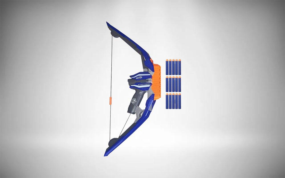 Nerf Elite | Stratobow