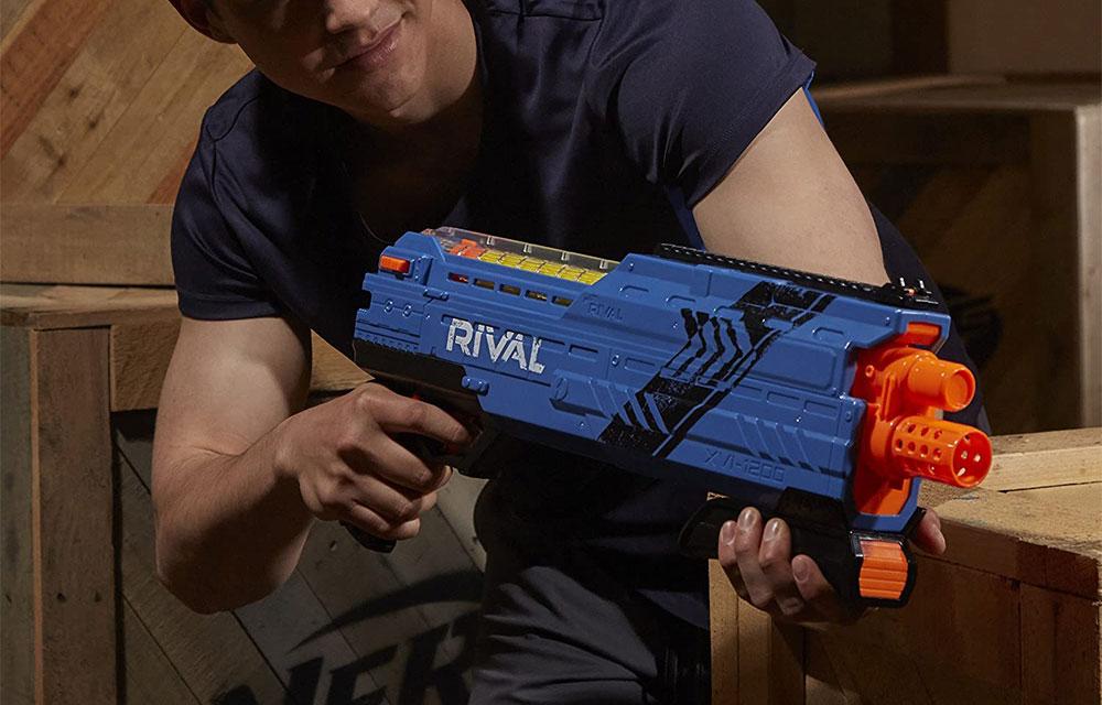 Nerf Rival | Atlas XVI-1200 Blaster
