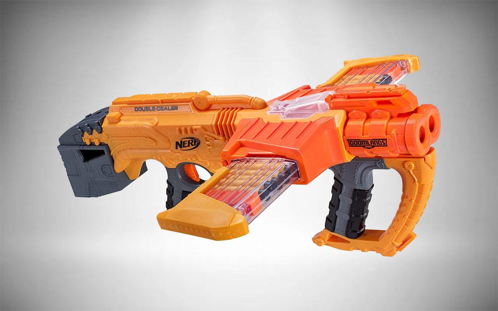 Nerf Shotgun | Doomlands Double-Dealer