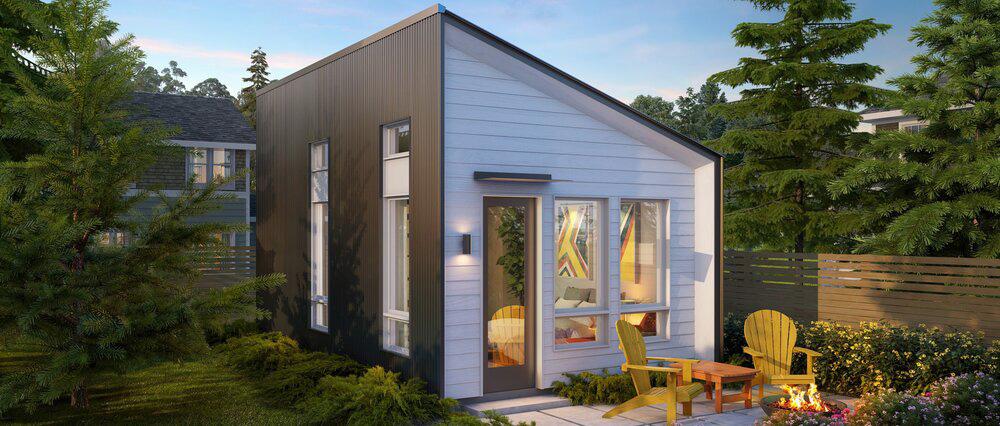 Sustainable Cabin - Node's Trillium Series