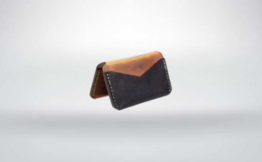 Winter Session Folding Card Wallet