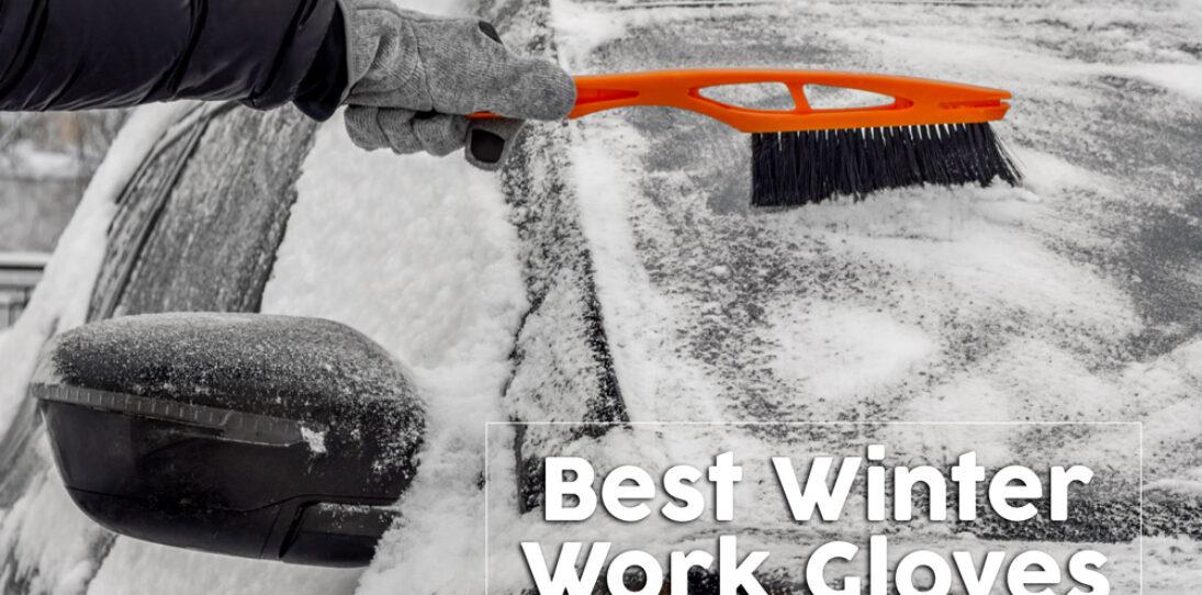 Winter Work Gloves for Men