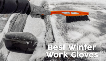 Winter Work Gloves for Men