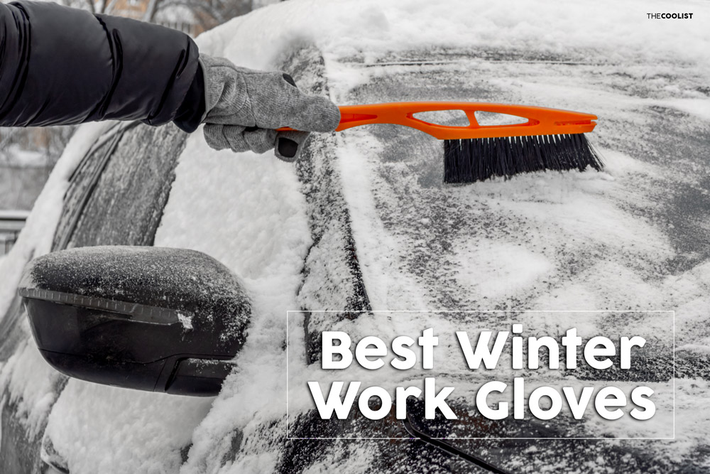 Winter Work Gloves for Men 13 Cold Busting Work Gloves For Men and Their Winter Labors