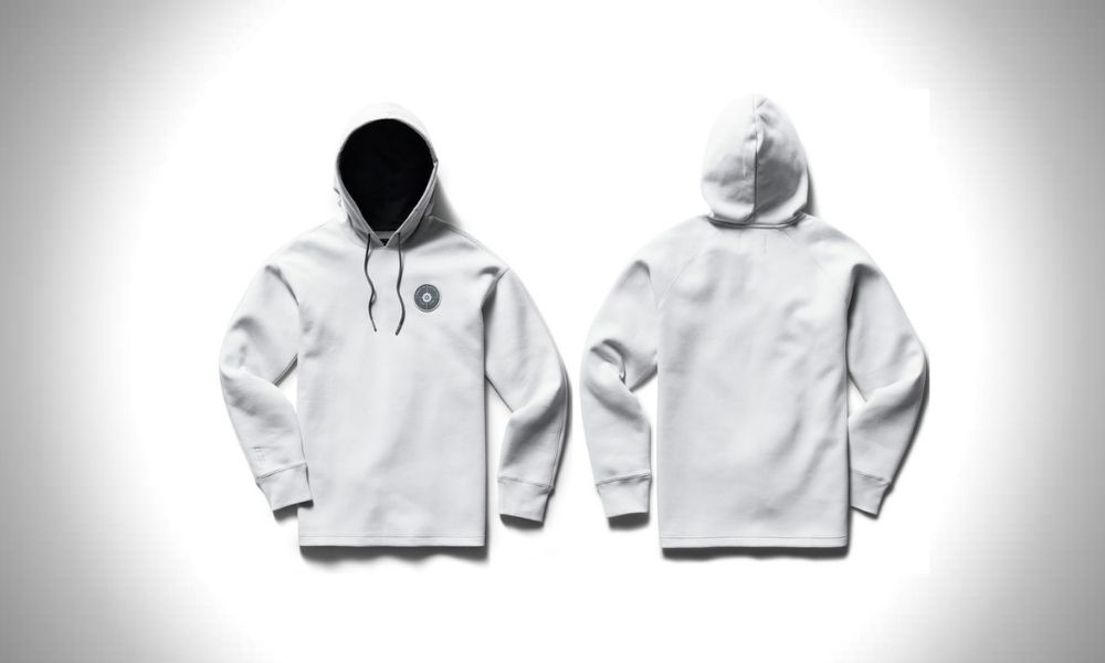 ASICS X Reigning Champ Paris Edition Pullover Hoodie