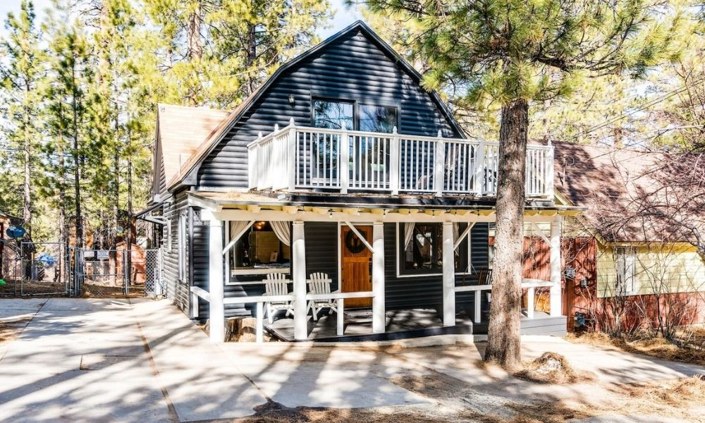 Airbnb Big Bear Lake Wilderness Haven
