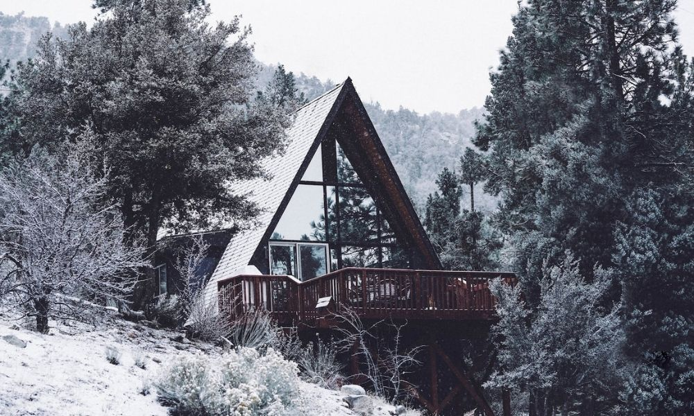 Alterra Cabin Airbnb in Big Bear Lake