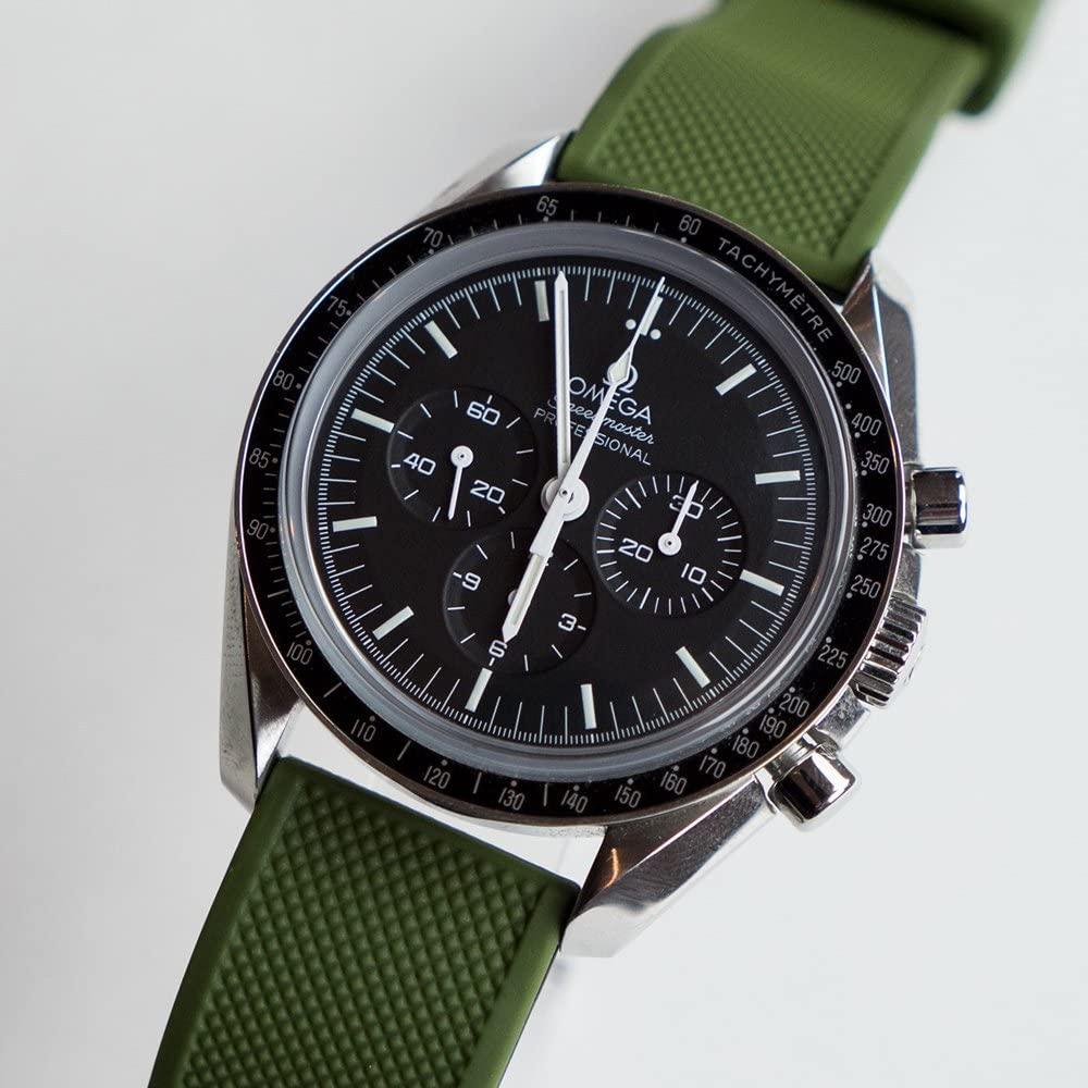 Barton Watch Bands Elite Silicone Watch Strap
