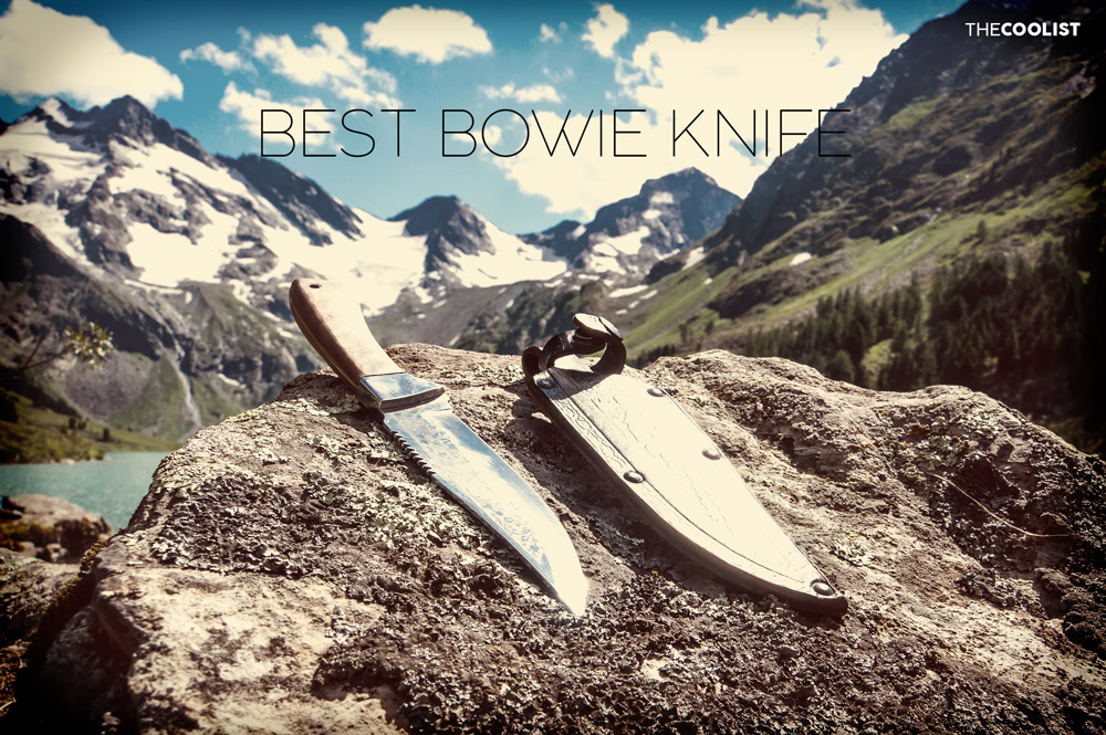 Best Bowie Knives 10 Best Bowie Knives on The Market   Buying Guide