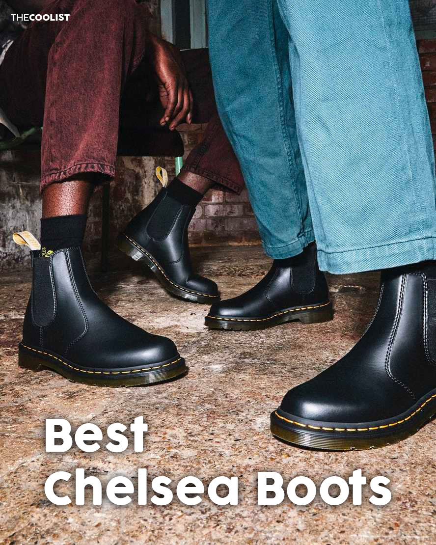 Best Chelsea Boots for Men The 7 Best Chelsea Boots for Style Conscious Men