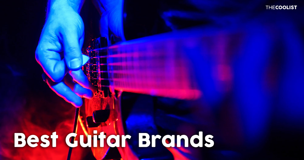 Best Guitar Brands 13 Best Guitar Brands For Great Tunes (Buying Guide)