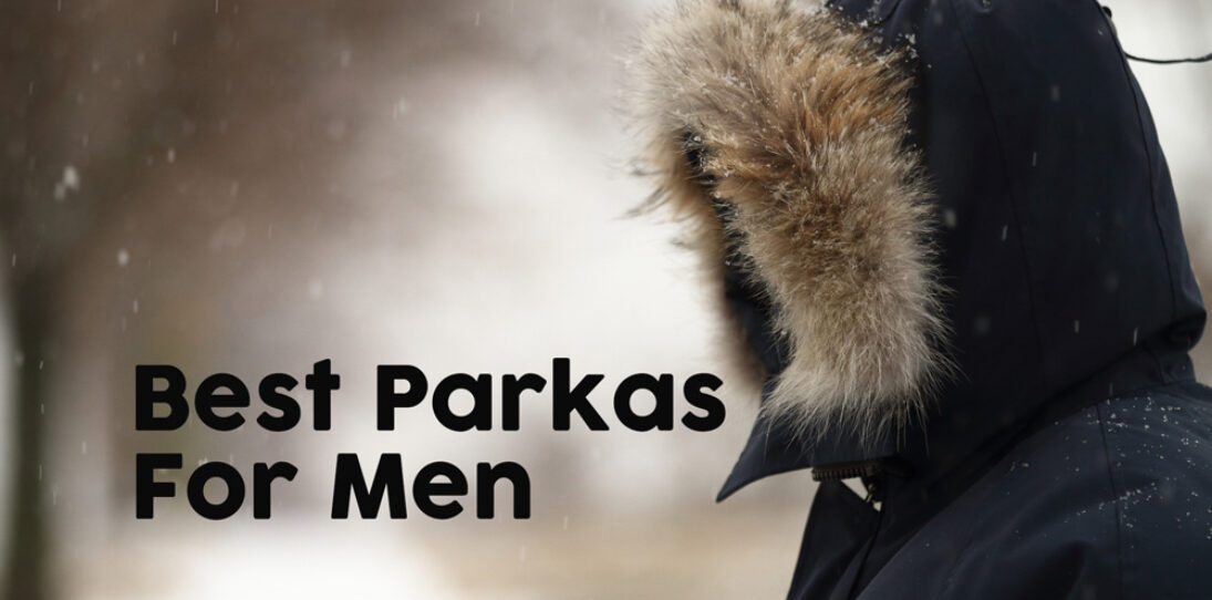 Best Parkas for Men