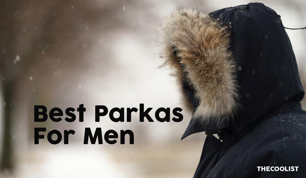Best Parkas for Men 8 Best Parkas For Men in 2021 (Buying Guide)   Warm Mens Winter Parkas