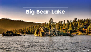 AirBnb Big Bear Lake, Southern California