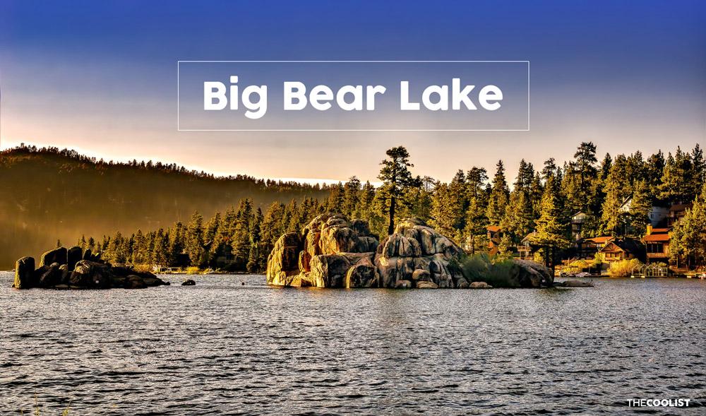 Big Bear Lake California 10 Most Amazing Airbnb Cabin Rentals in Big Bear Lake, California