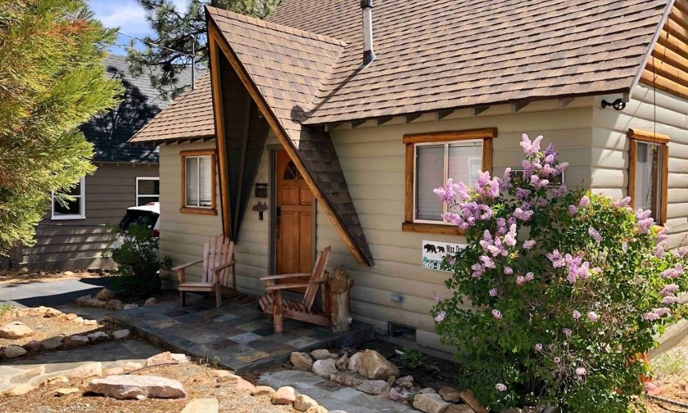 Bright Airbnb Big Bear Lake Family Cabin