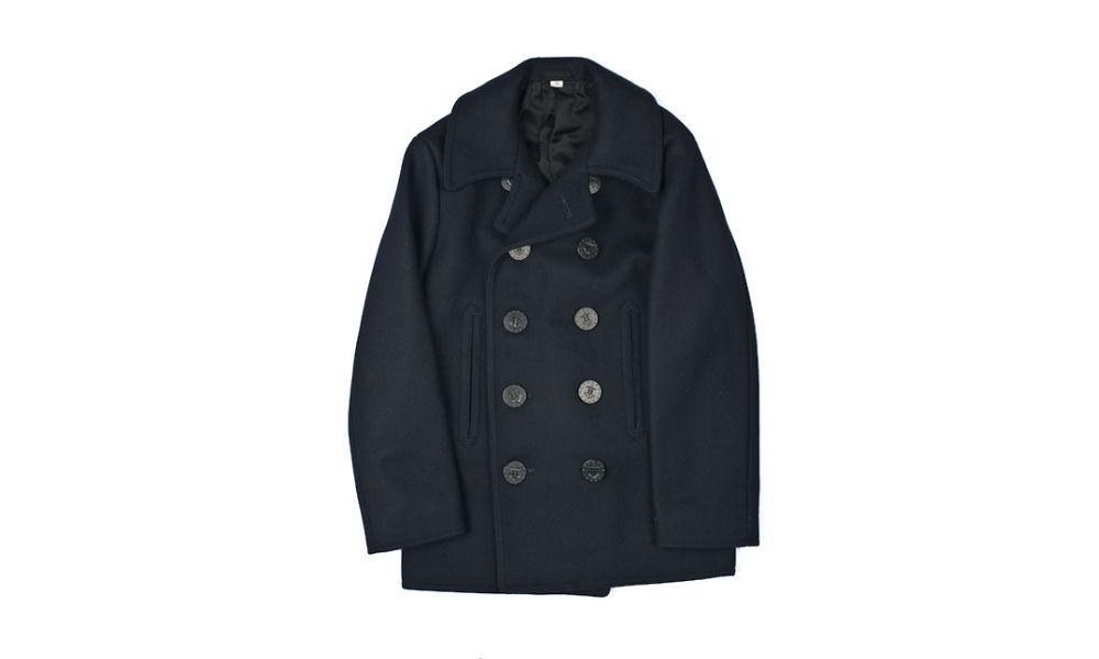 Buzz Rickson Navy Peacoat - 1910 US Navy model