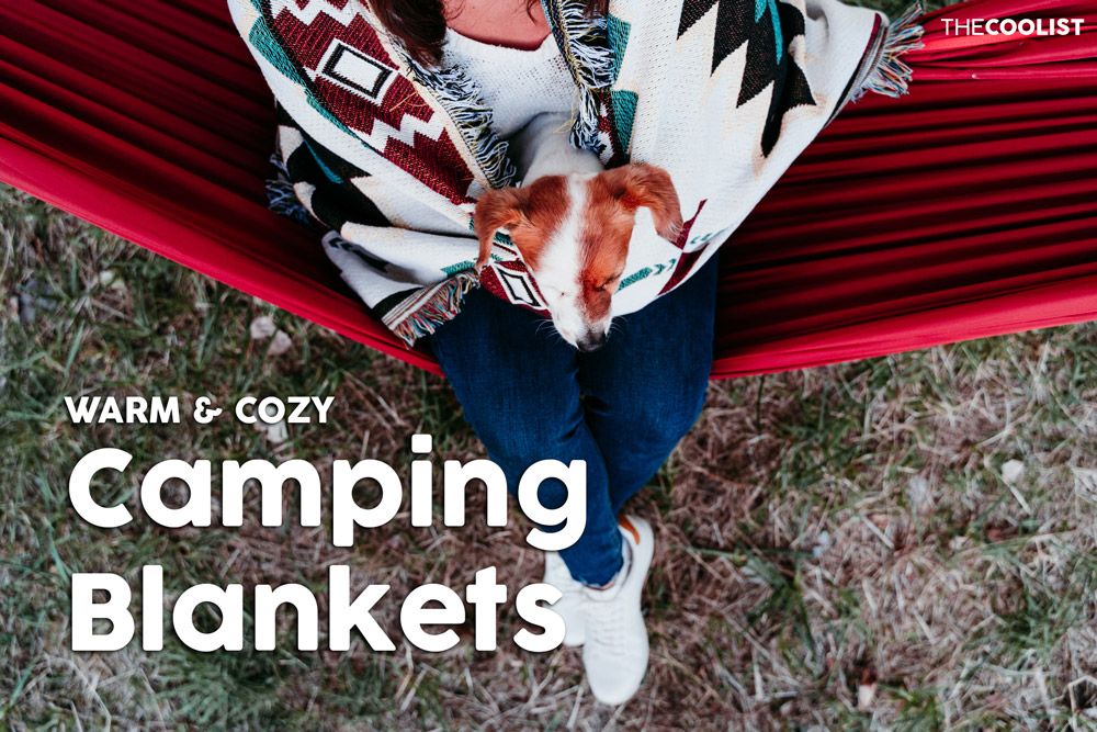 Camping blankets