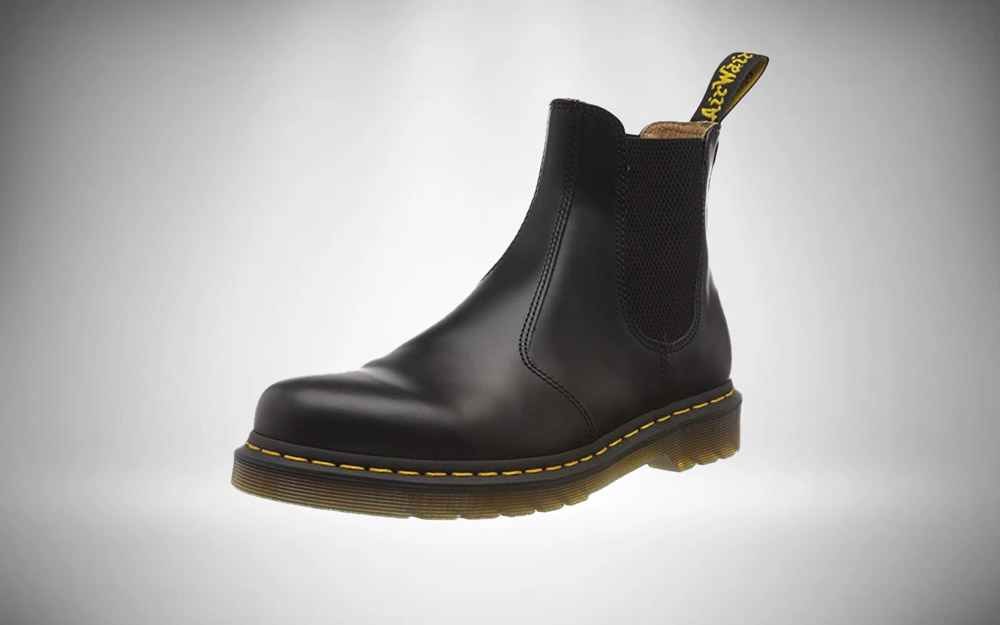 Dr. Martens 2976 Leather Chelsea Boot for Men The 7 Best Chelsea Boots for Style Conscious Men