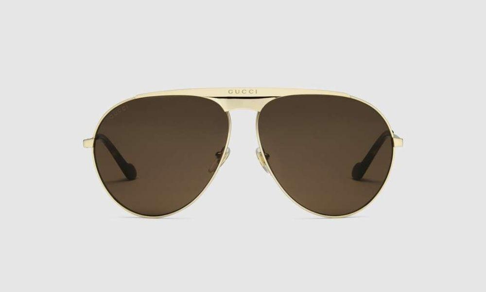 Gucci Aviator GG0500 Sunglasses