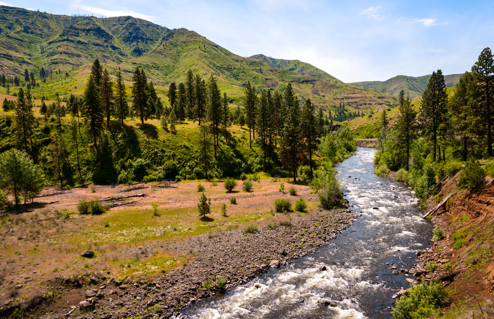 Hells Canyon National Recreation Area