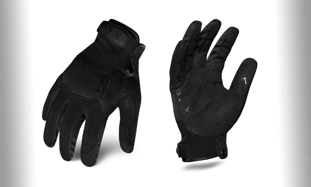 Ironclad EXOT-PBLK-04-L Tactical Gloves