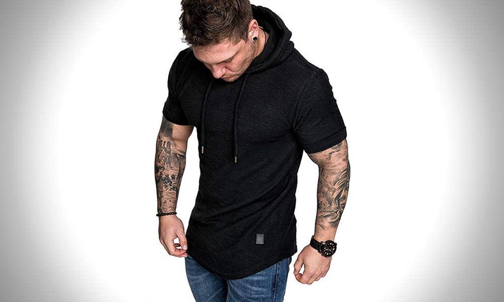 Lexiart Men's Fashion Athletic Sweatshirt