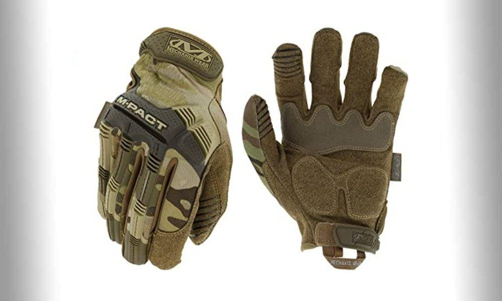 Mechanix Wear_ M-Pact MultiCam Tactical Work Gloves