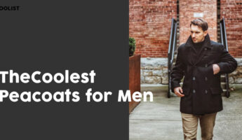 Mens Peacoats