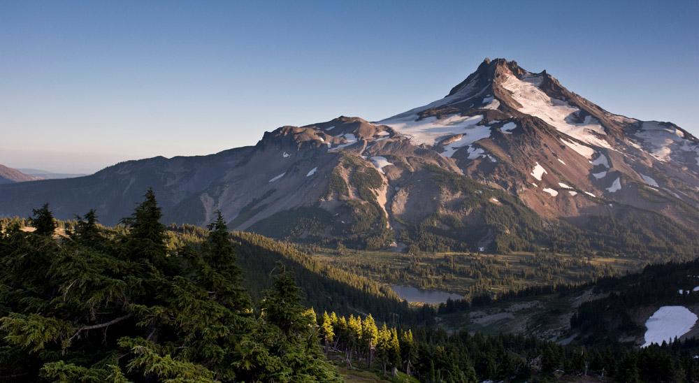 Mount Jefferson Park in Oregon