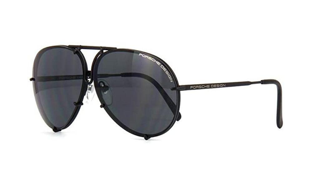 Porsche Design P8478 D Aviator Sunglasses