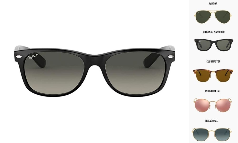 Ray Ban New Wayfarer Polarized Sunglasses The 18 Best Sunglasses for Men to Wear in 2021