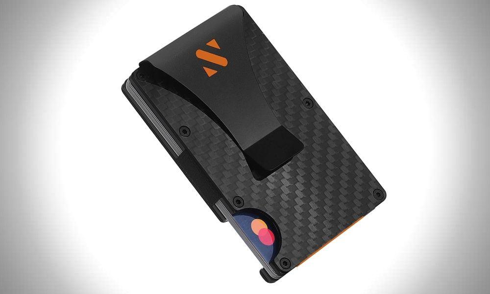 Shevrov SV RFID Carbon Fiber Wallet for Men