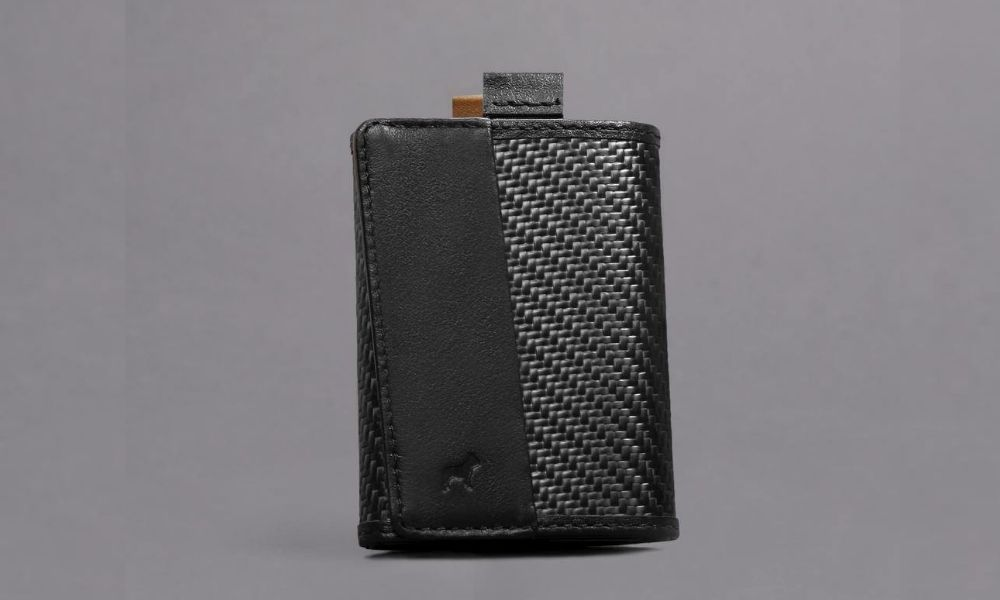 The Frenchie Co Carbon Speed Wallet Mini