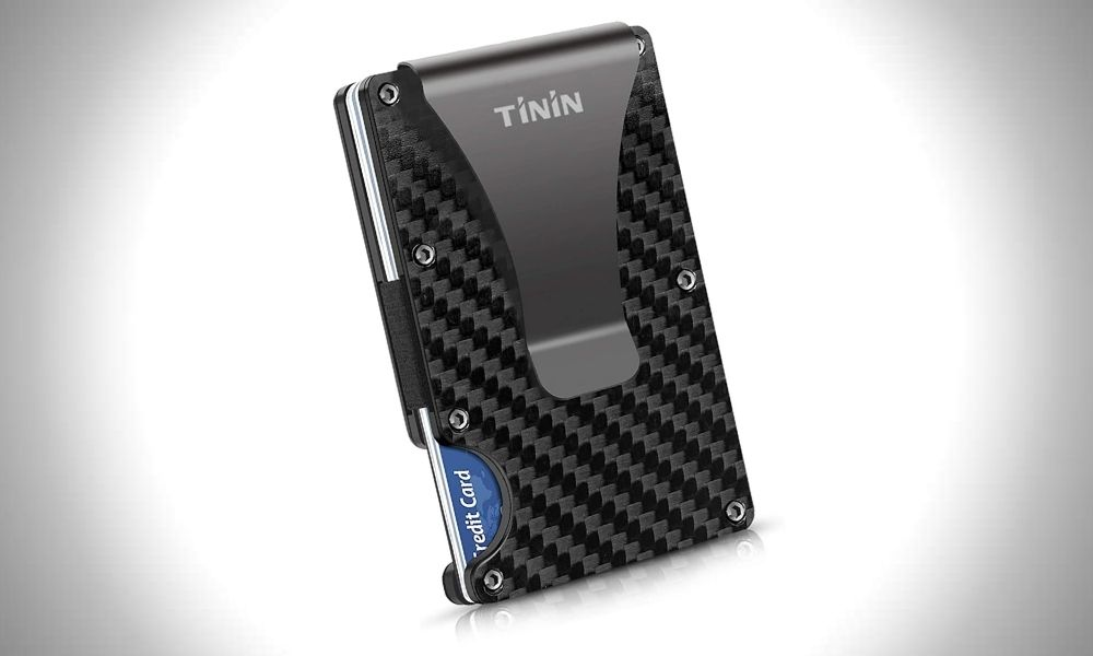 Tinin Carbon Fiber Wallet